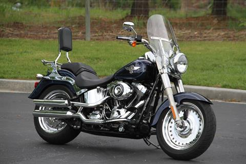 2013 Harley-Davidson Softail® Fat Boy® in Hendersonville, North Carolina - Photo 7