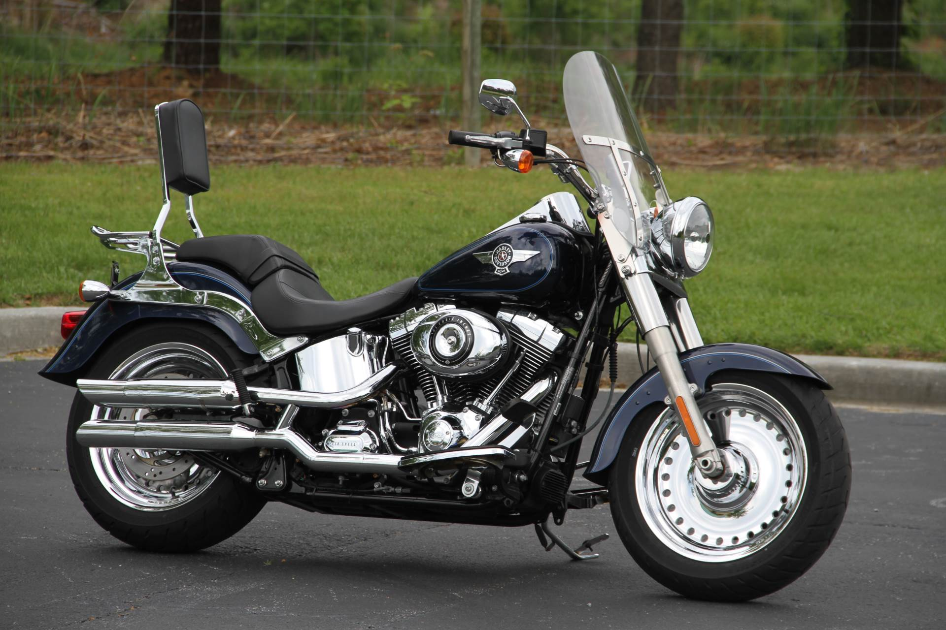2013 Harley-Davidson Softail® Fat Boy® in Hendersonville, North Carolina - Photo 1