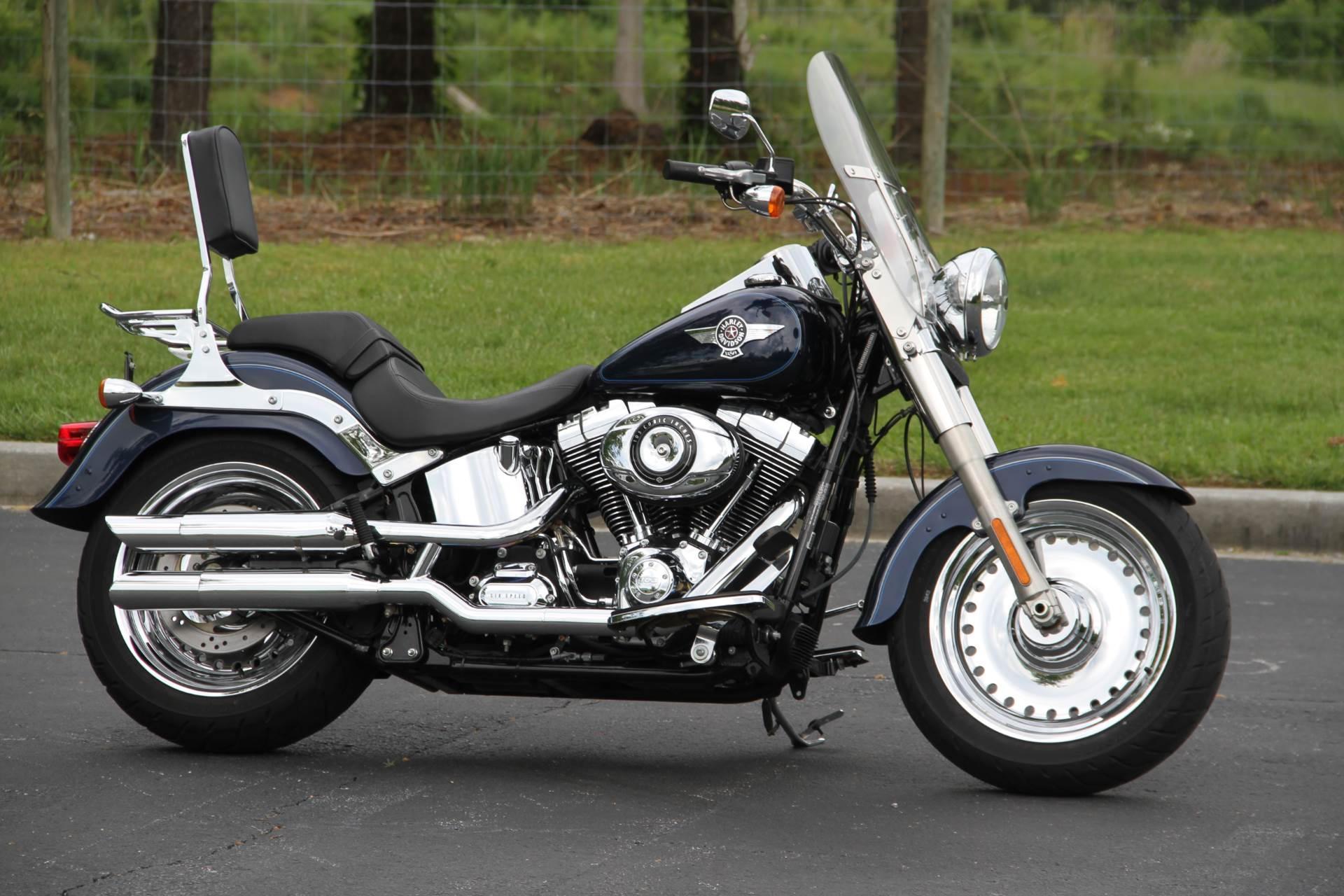 used 2013 harley davidson softail fat boy motorcycles in. Black Bedroom Furniture Sets. Home Design Ideas