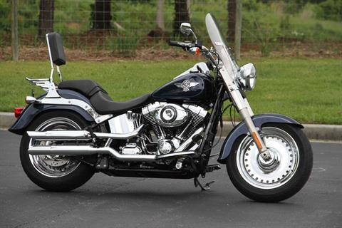 2013 Harley-Davidson Softail® Fat Boy® in Hendersonville, North Carolina - Photo 2