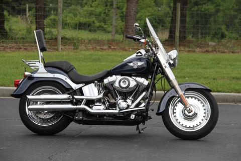 2013 Harley-Davidson Softail® Fat Boy® in Hendersonville, North Carolina - Photo 8