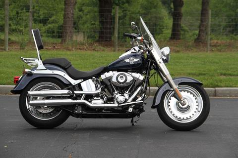 2013 Harley-Davidson Softail® Fat Boy® in Hendersonville, North Carolina - Photo 9