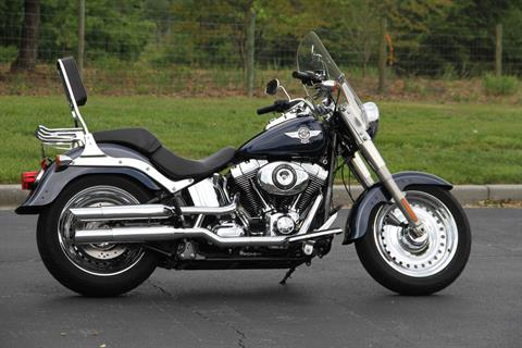 2013 Harley-Davidson Softail® Fat Boy® in Hendersonville, North Carolina - Photo 10