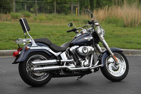 2013 Harley-Davidson Softail® Fat Boy® in Hendersonville, North Carolina - Photo 11