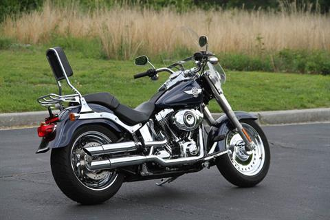 2013 Harley-Davidson Softail® Fat Boy® in Hendersonville, North Carolina - Photo 12