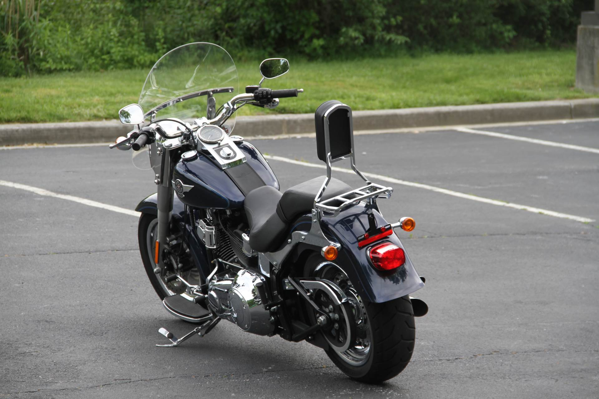2013 Harley-Davidson Softail® Fat Boy® in Hendersonville, North Carolina - Photo 20