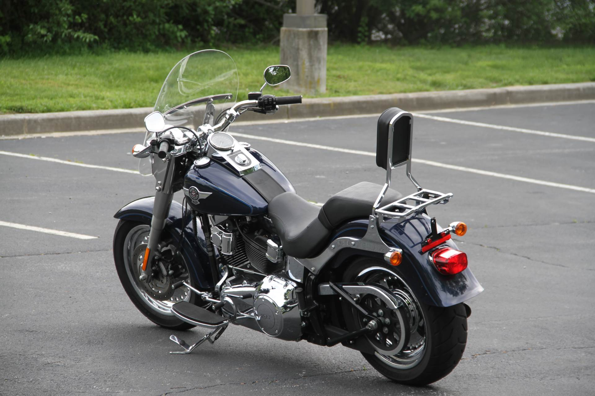 2013 Harley-Davidson Softail® Fat Boy® in Hendersonville, North Carolina - Photo 21