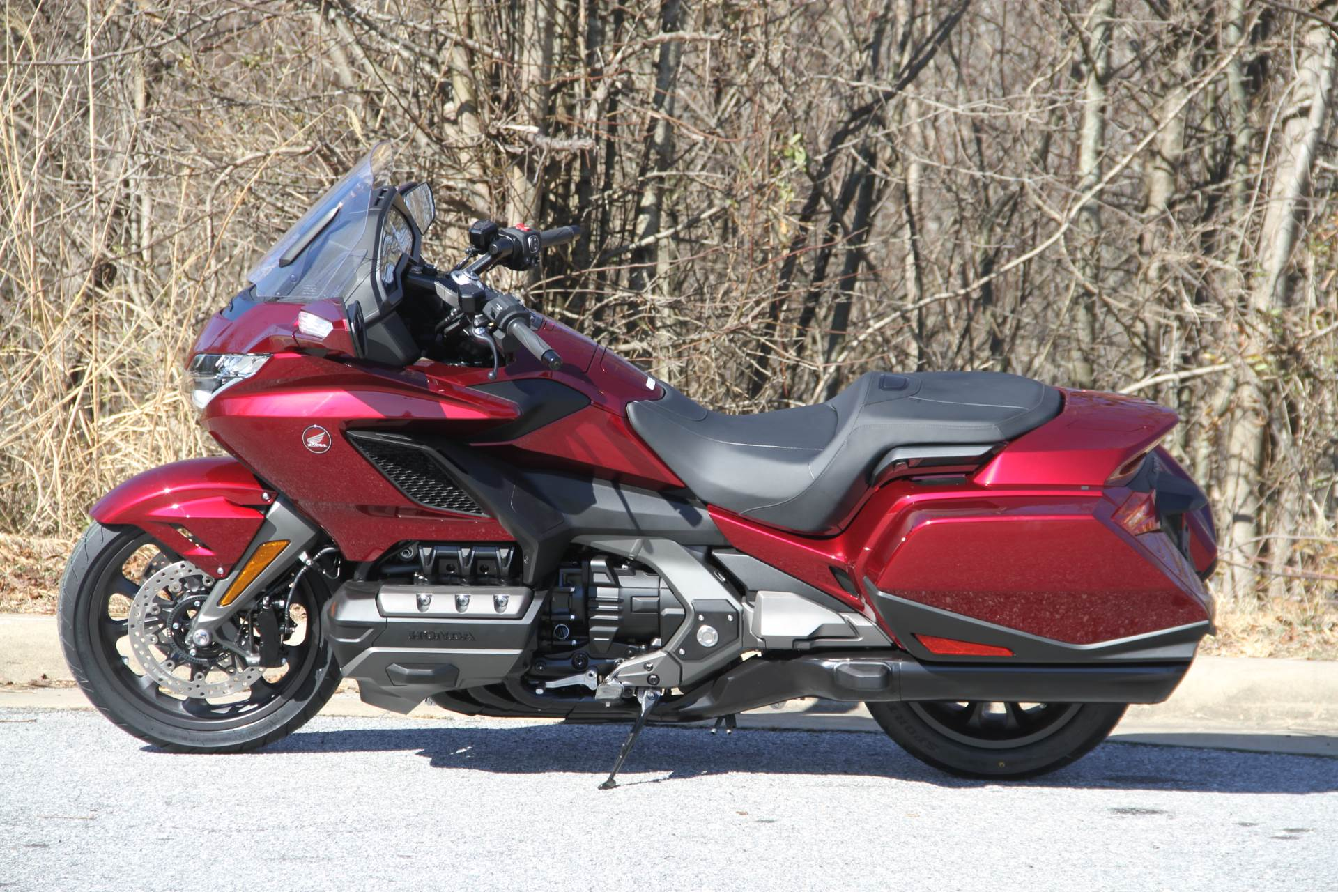 2018 Honda Gold Wing in Hendersonville, North Carolina