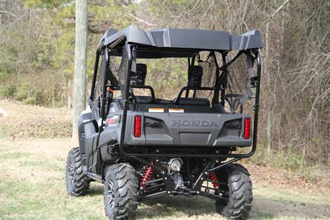 2017 Honda Pioneer 700-4 Deluxe in Hendersonville, North Carolina