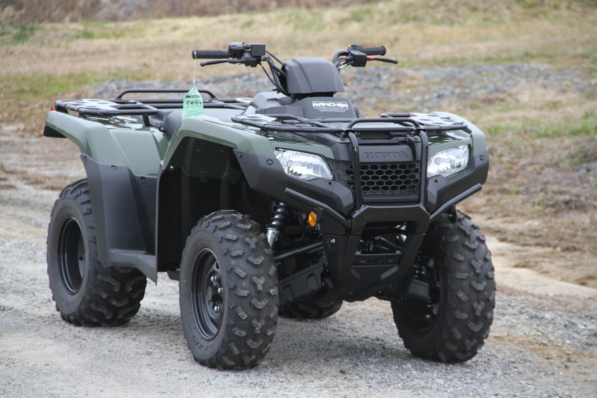 2020 Honda FourTrax Rancher 4x4 EPS in Hendersonville, North Carolina - Photo 4