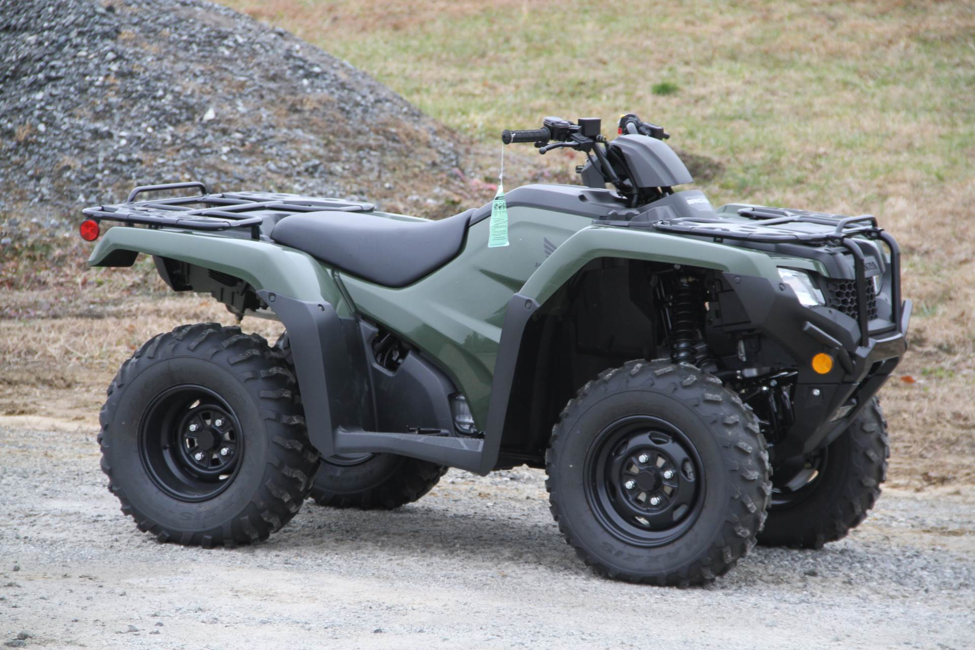 2020 Honda FourTrax Rancher 4x4 EPS in Hendersonville, North Carolina - Photo 5
