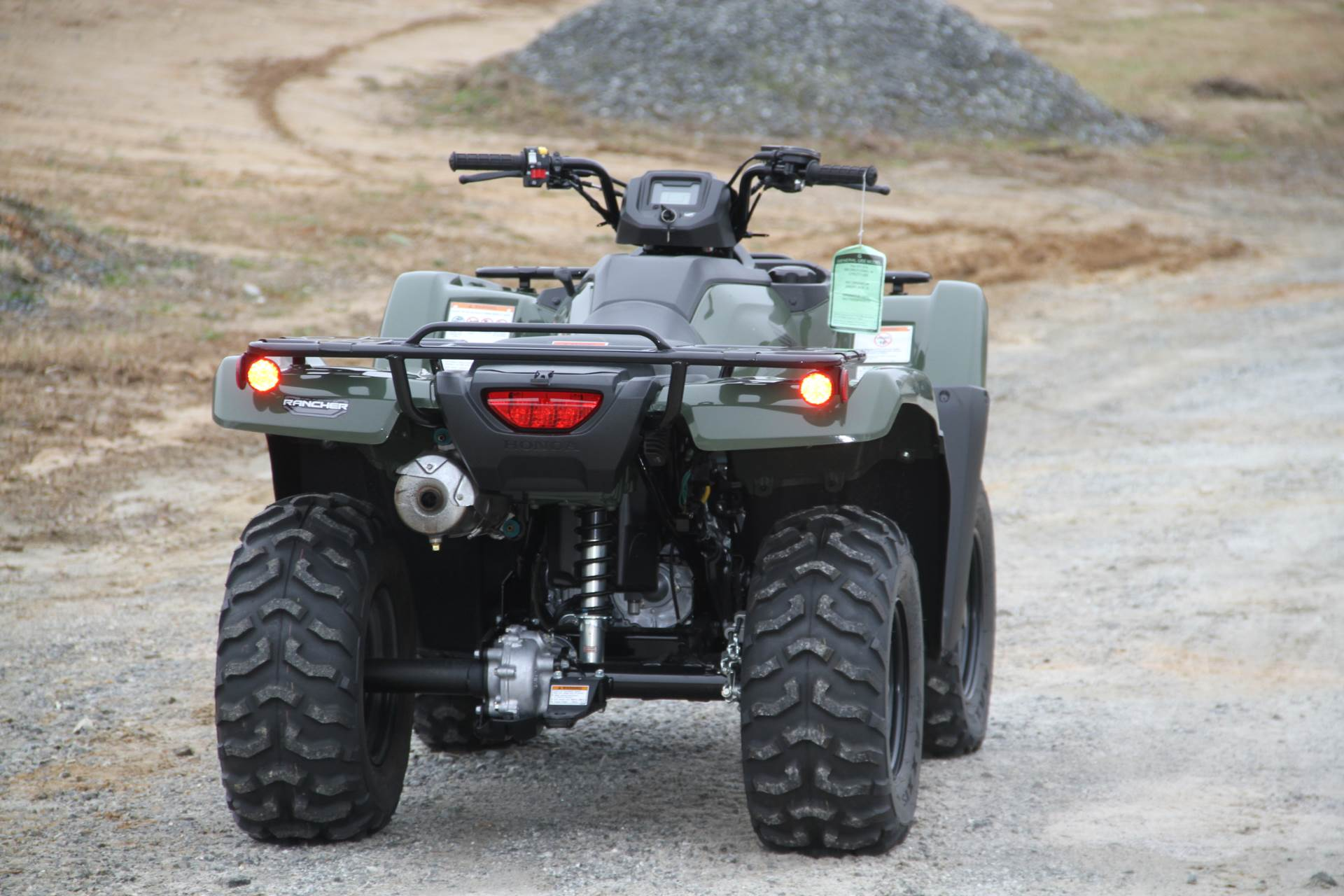 2020 Honda FourTrax Rancher 4x4 EPS in Hendersonville, North Carolina - Photo 13