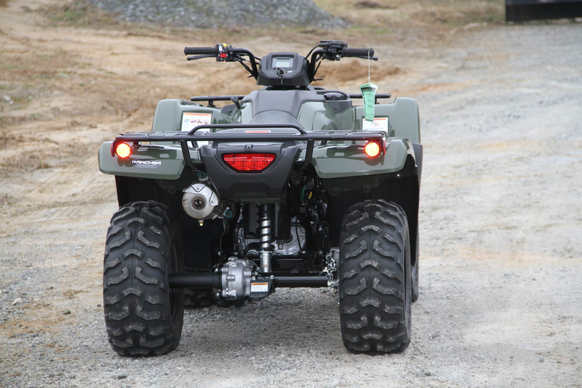 2020 Honda FourTrax Rancher 4x4 EPS in Hendersonville, North Carolina - Photo 14