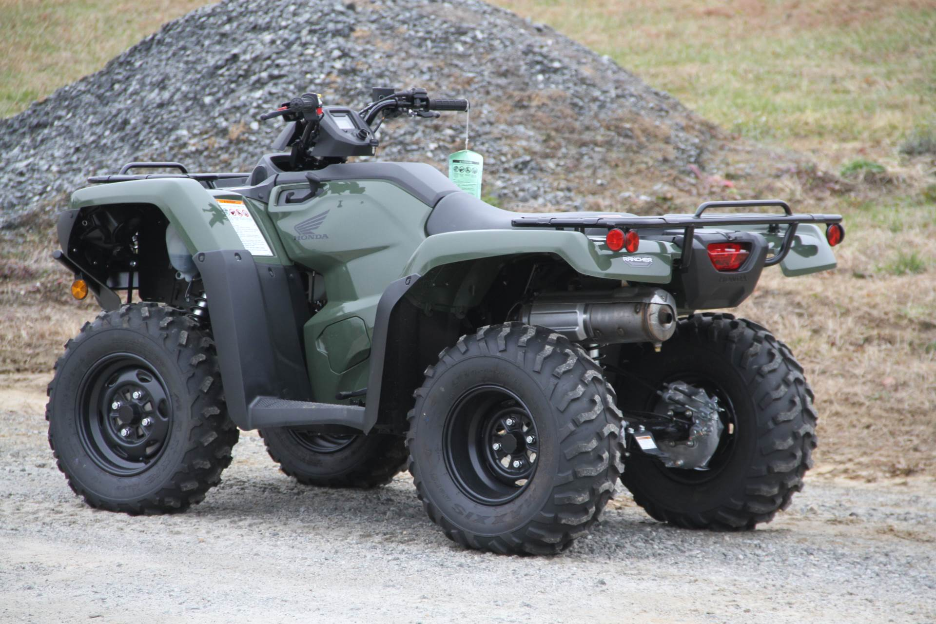 2020 Honda FourTrax Rancher 4x4 EPS in Hendersonville, North Carolina - Photo 18