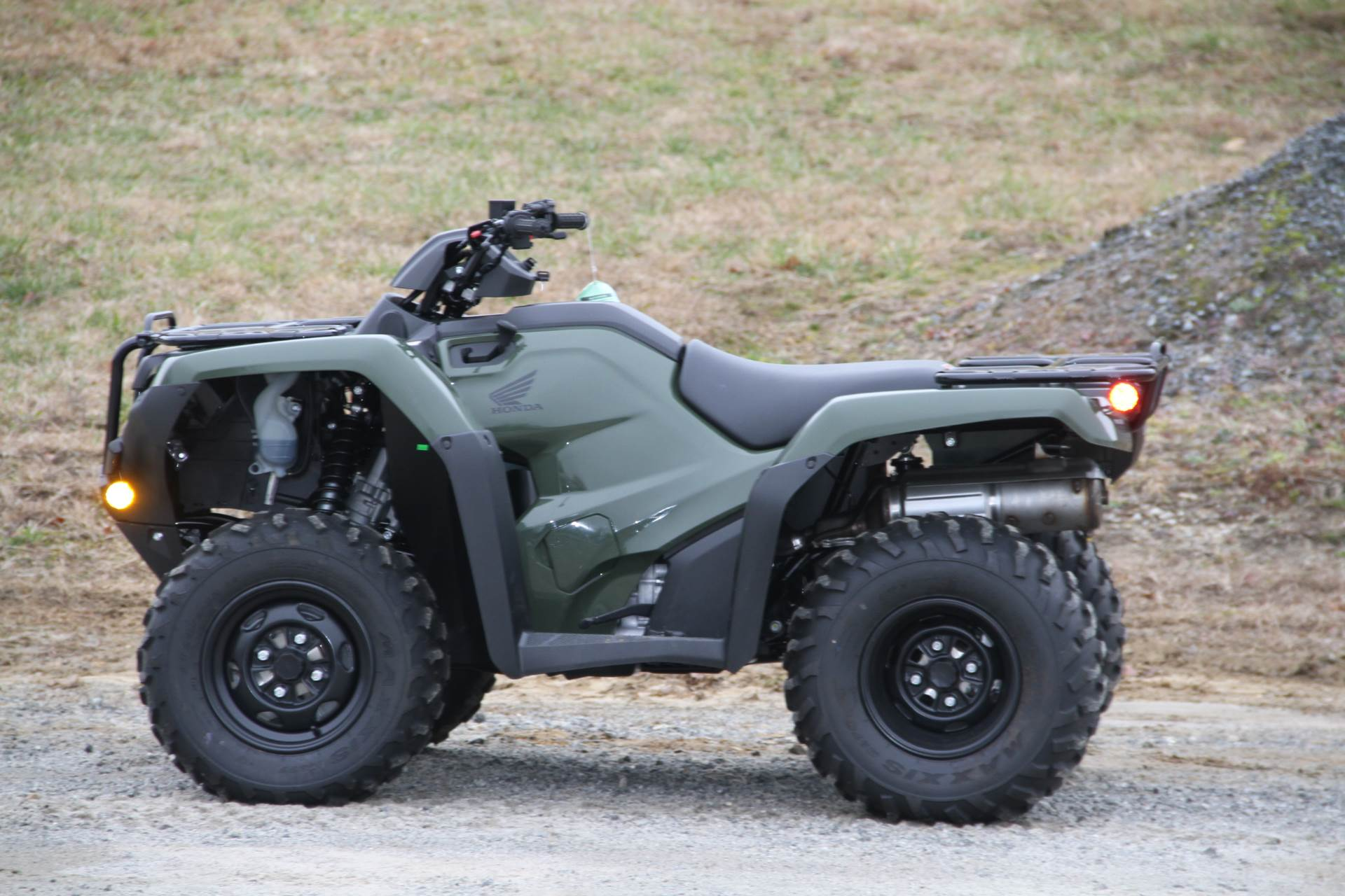 2020 Honda FourTrax Rancher 4x4 EPS in Hendersonville, North Carolina - Photo 20