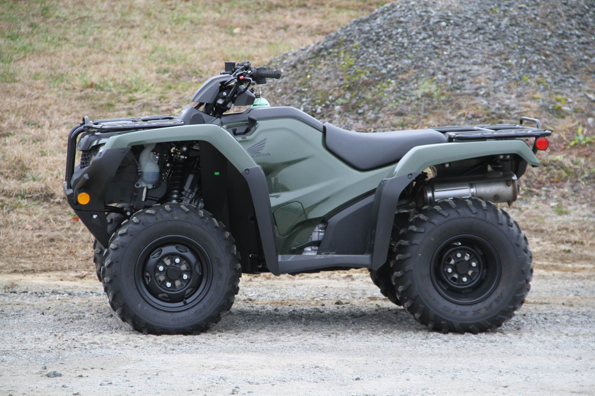 2020 Honda FourTrax Rancher 4x4 EPS in Hendersonville, North Carolina - Photo 23
