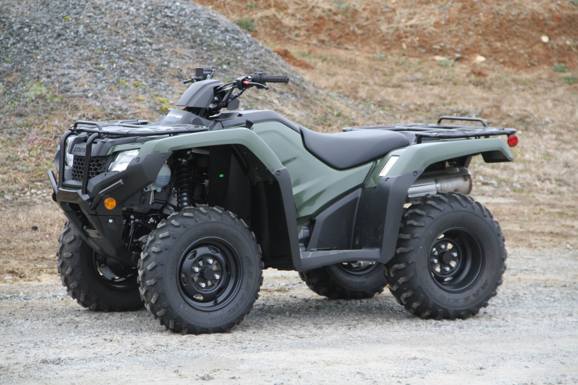 2020 Honda FourTrax Rancher 4x4 EPS in Hendersonville, North Carolina - Photo 24