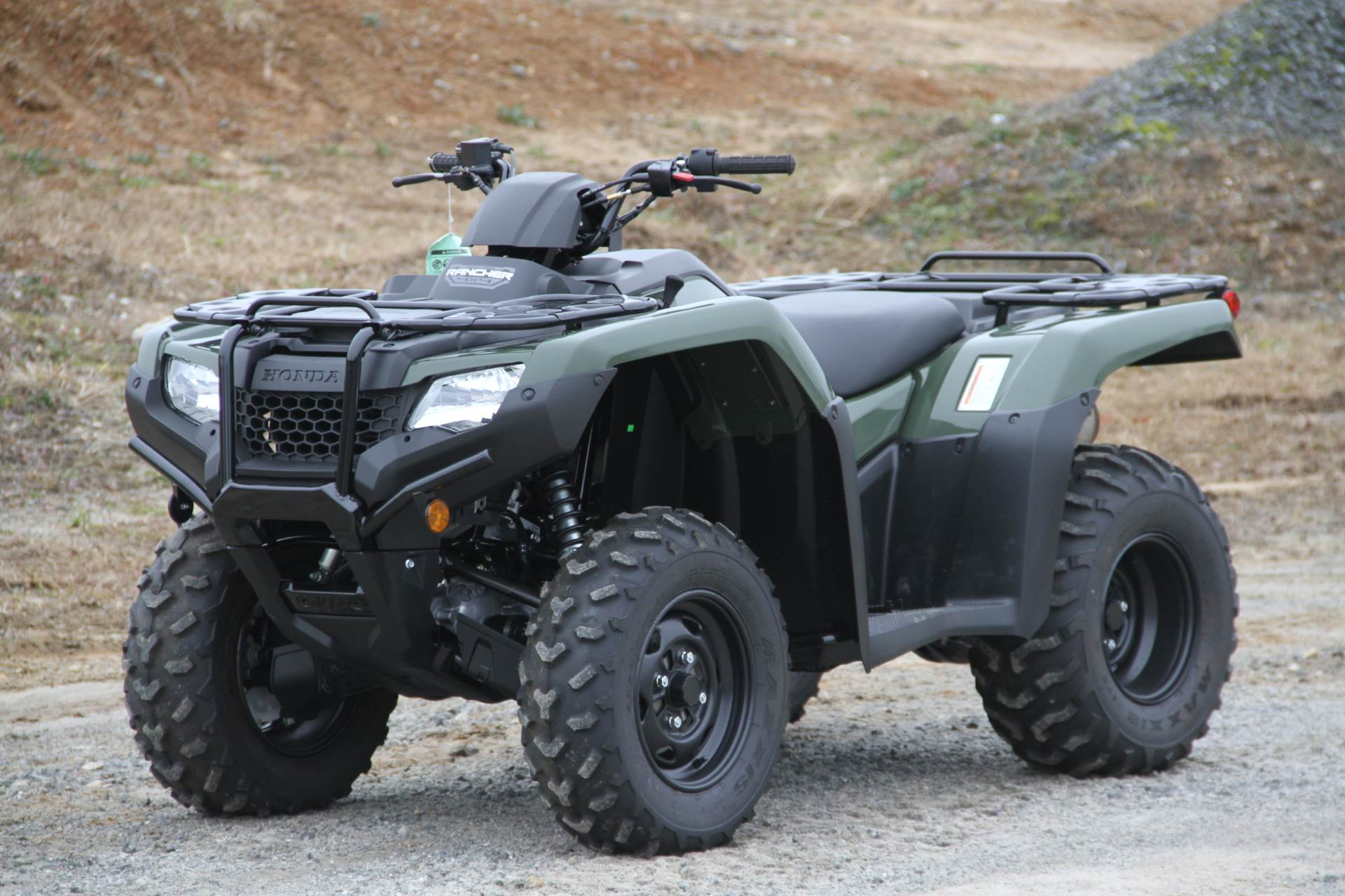 2020 Honda FourTrax Rancher 4x4 EPS in Hendersonville, North Carolina - Photo 25