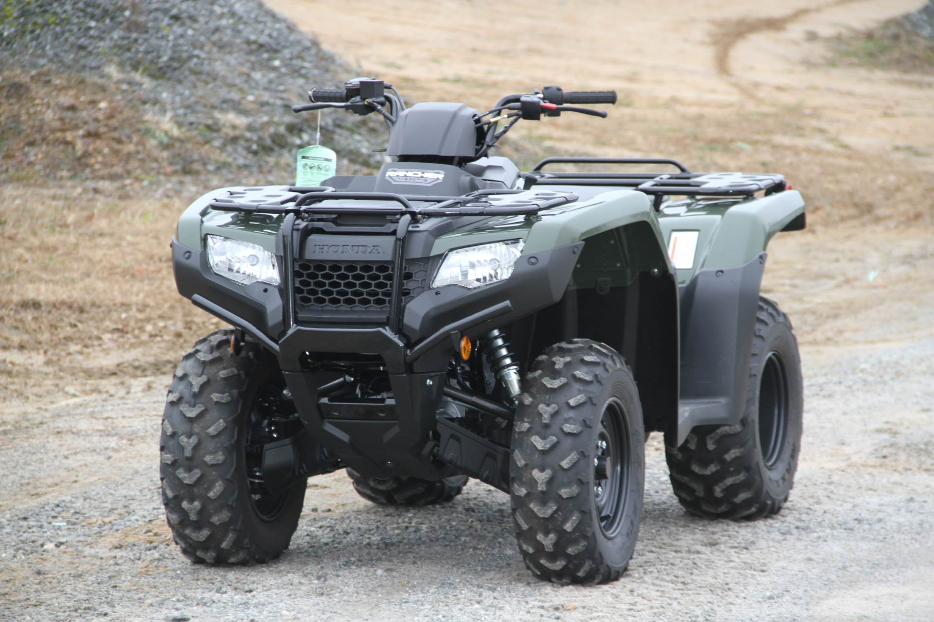 2020 Honda FourTrax Rancher 4x4 EPS in Hendersonville, North Carolina - Photo 26