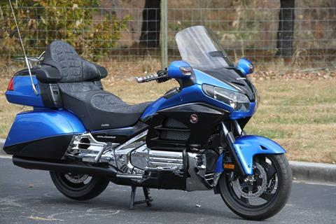 2017 Honda Gold Wing Audio Comfort in Hendersonville, North Carolina - Photo 7