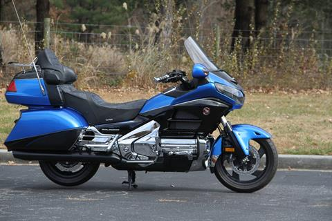 2017 Honda Gold Wing Audio Comfort in Hendersonville, North Carolina - Photo 9