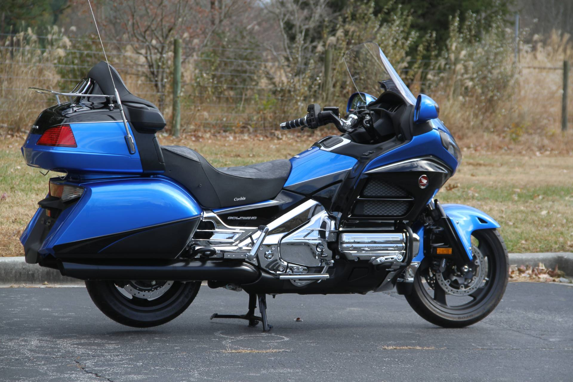 2017 Honda Gold Wing Audio Comfort in Hendersonville, North Carolina - Photo 10