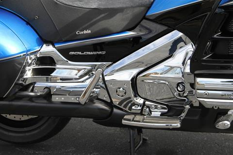 2017 Honda Gold Wing Audio Comfort in Hendersonville, North Carolina - Photo 22