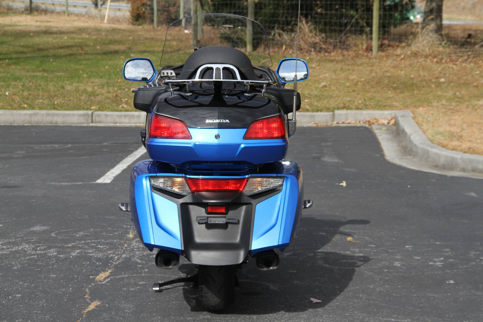 2017 Honda Gold Wing Audio Comfort in Hendersonville, North Carolina - Photo 27