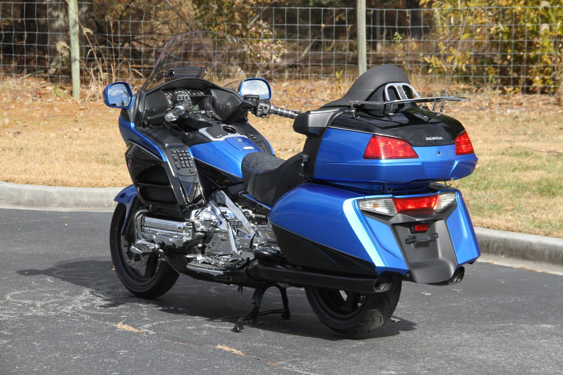 2017 Honda Gold Wing Audio Comfort in Hendersonville, North Carolina - Photo 29