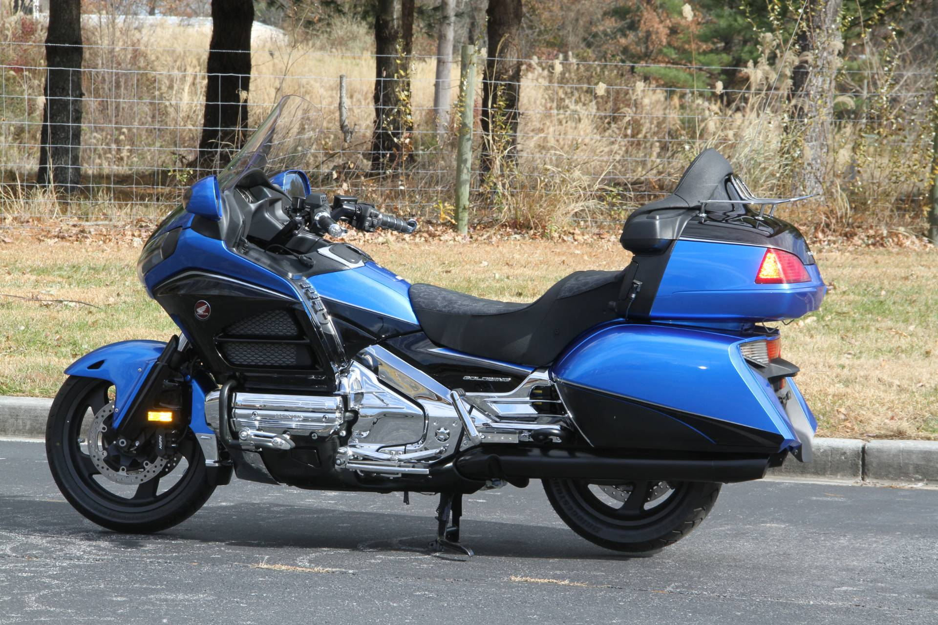 2017 Honda Gold Wing Audio Comfort in Hendersonville, North Carolina - Photo 31