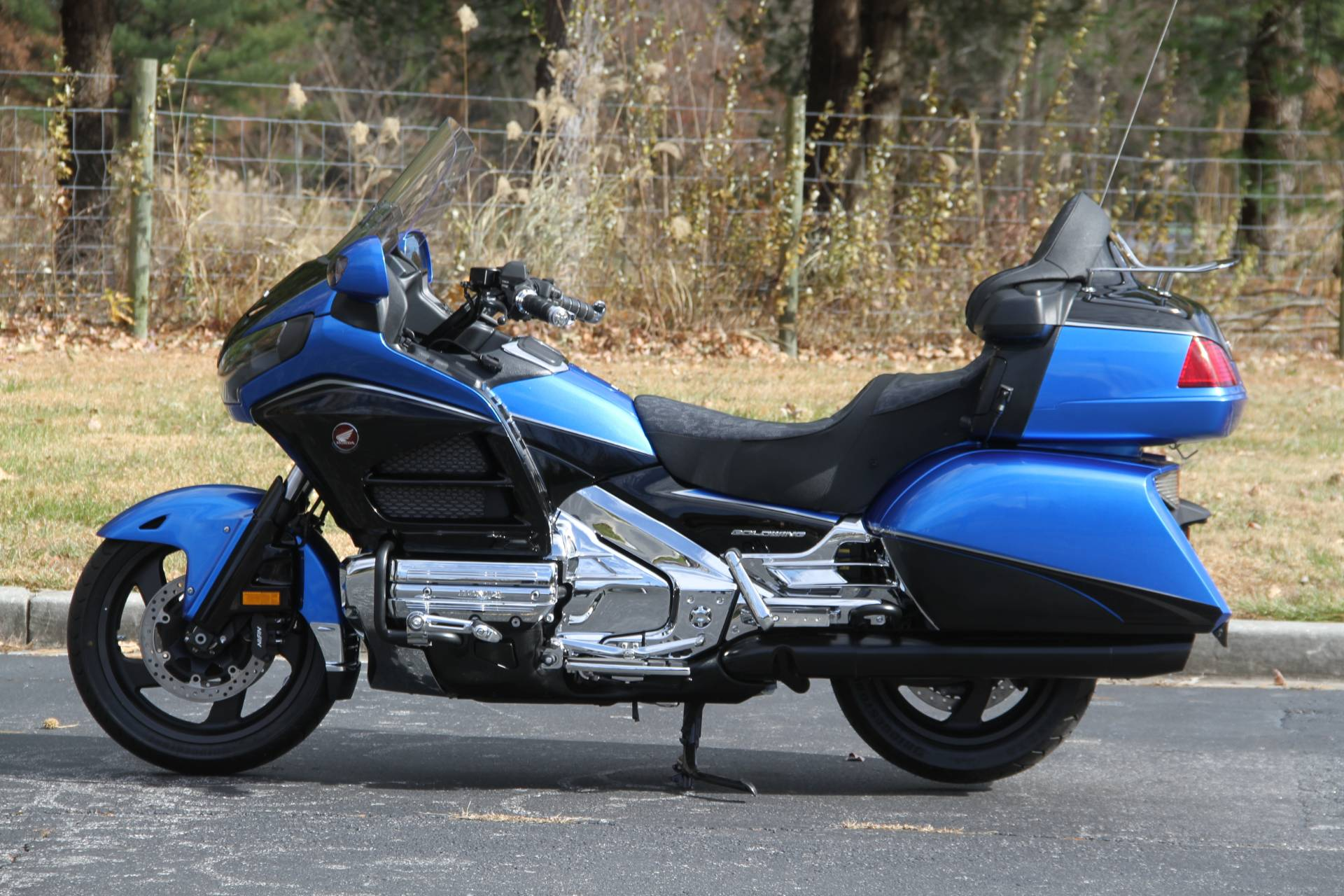 2017 Honda Gold Wing Audio Comfort in Hendersonville, North Carolina - Photo 32