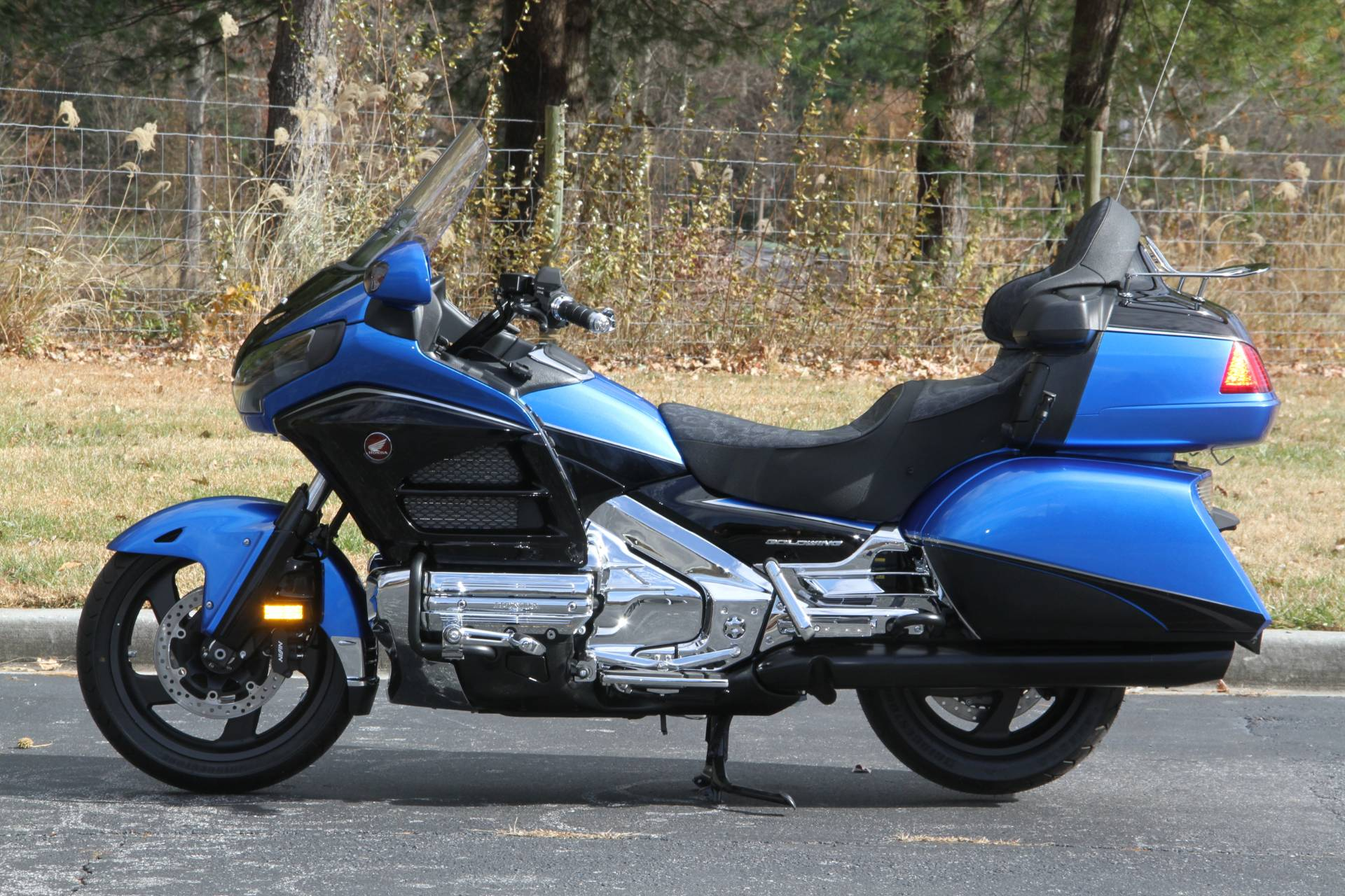 2017 Honda Gold Wing Audio Comfort in Hendersonville, North Carolina - Photo 3