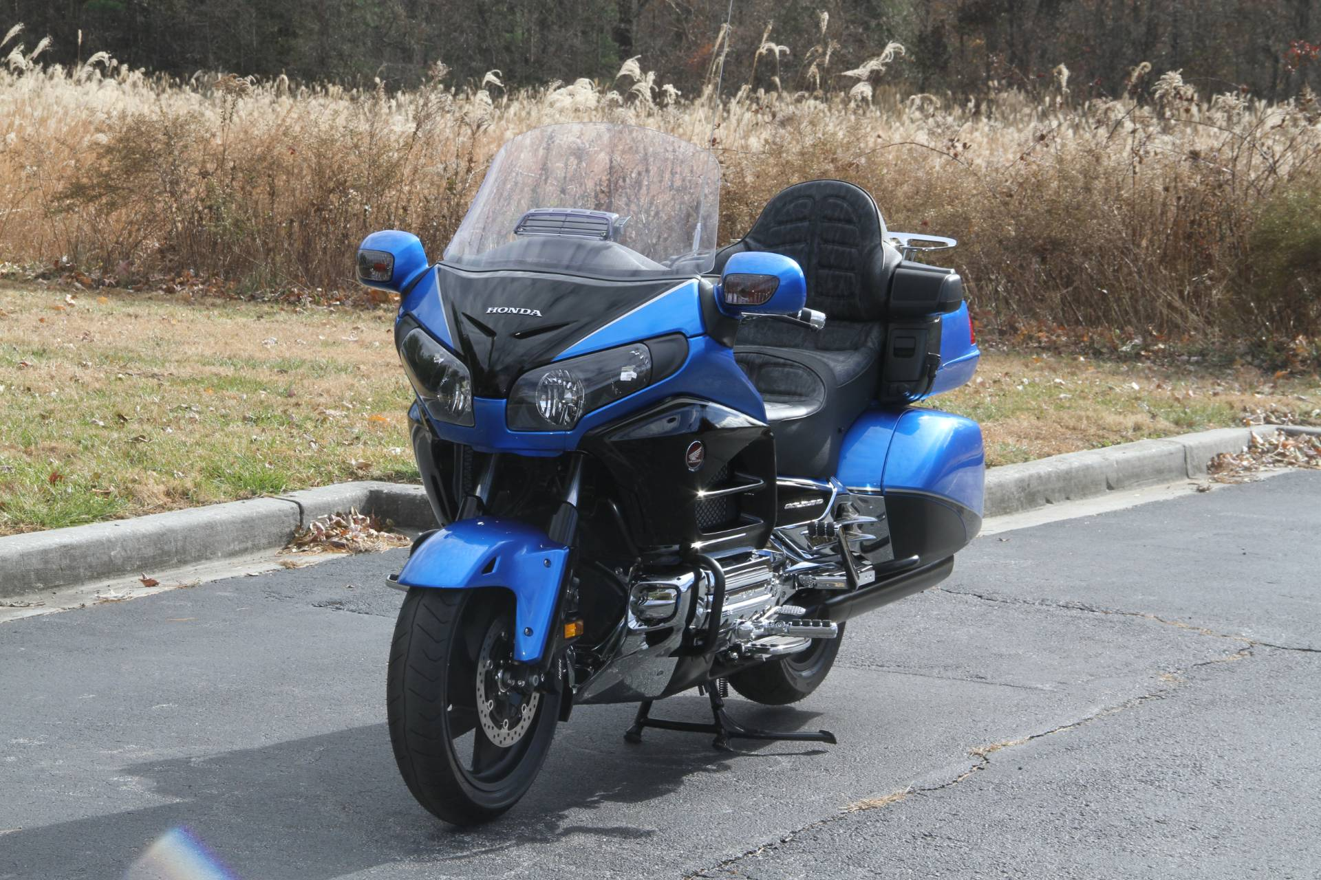 2017 Honda Gold Wing Audio Comfort in Hendersonville, North Carolina - Photo 35