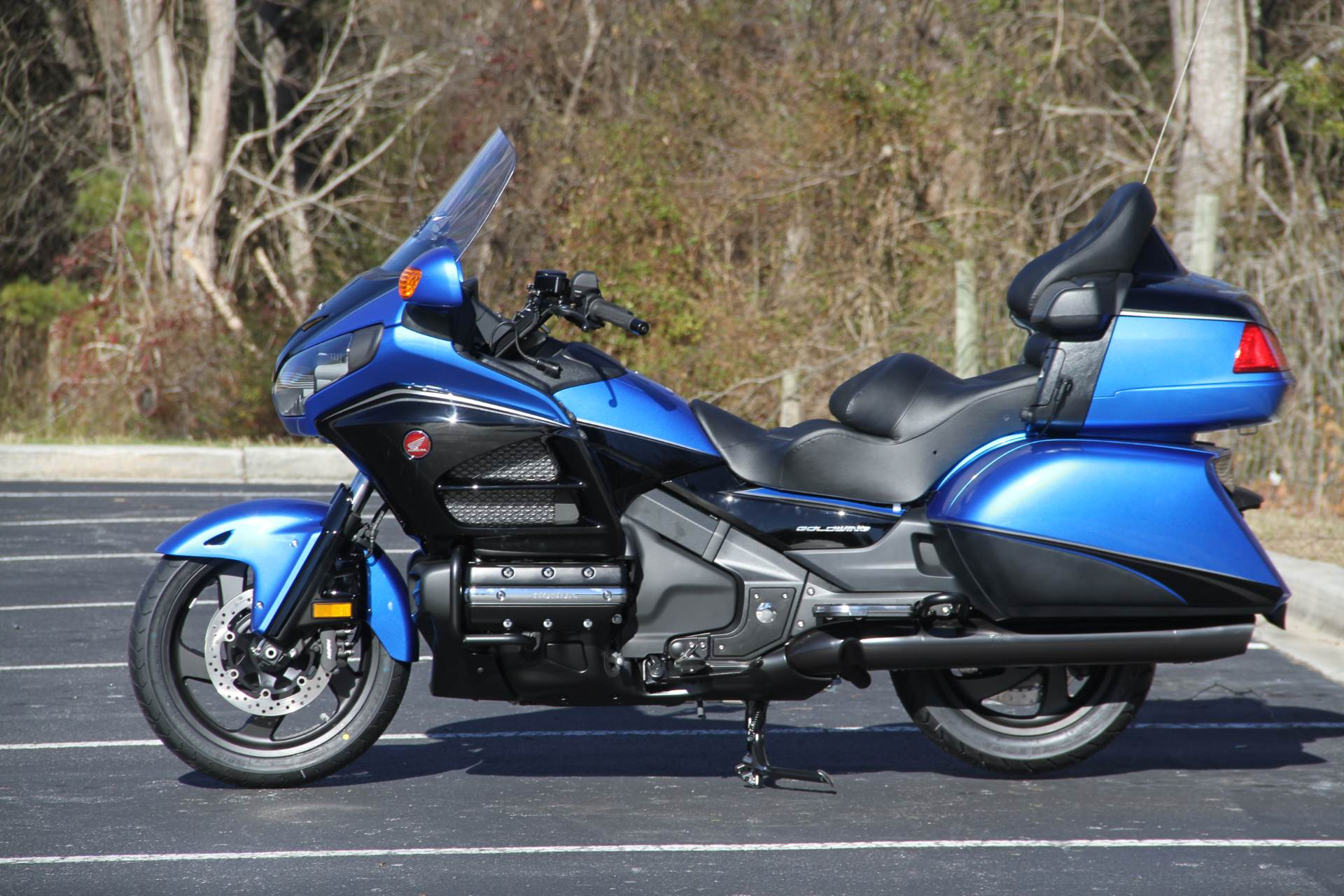 2017 Honda Gold Wing Audio Comfort in Hendersonville, North Carolina - Photo 2