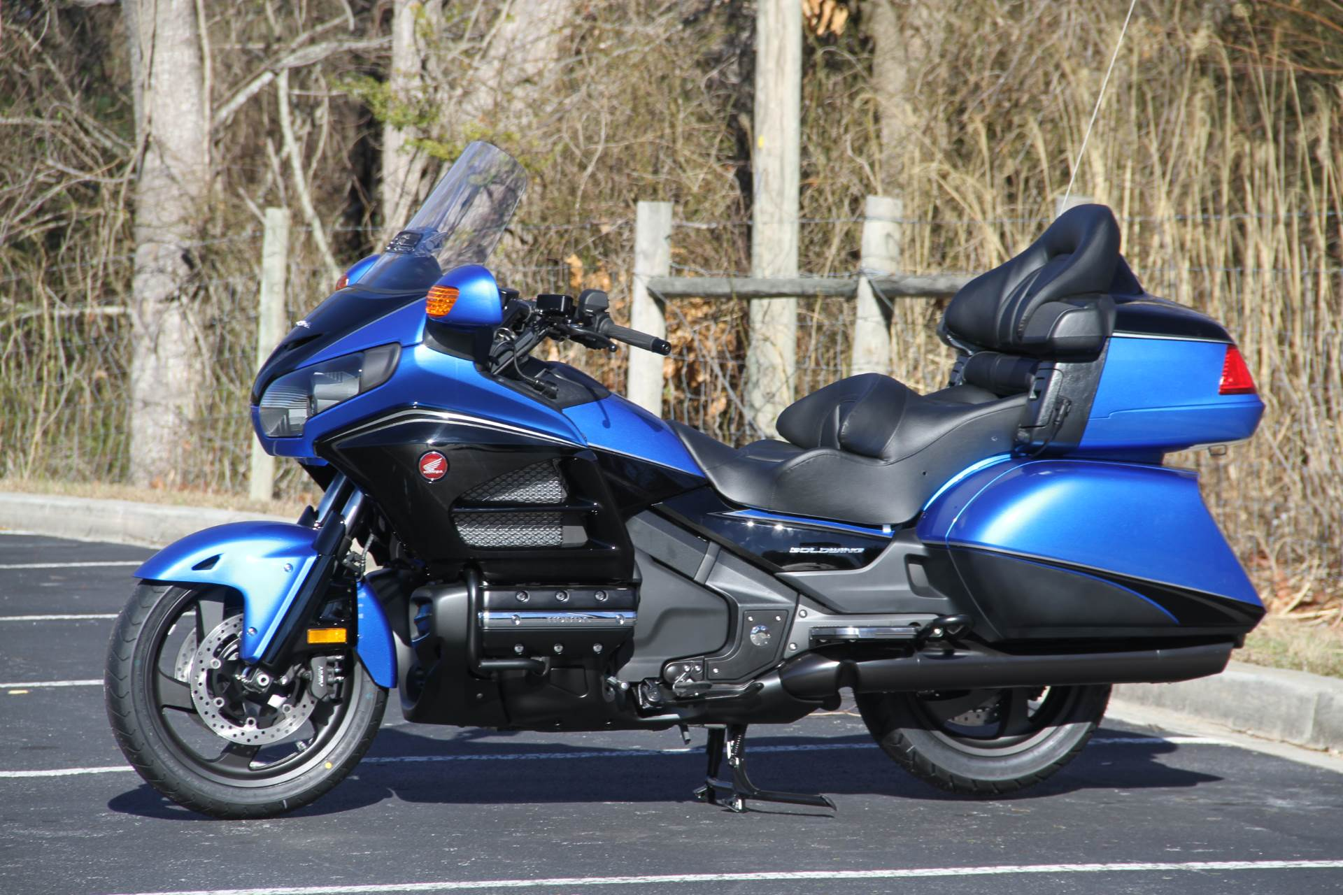 2017 Honda Gold Wing Audio Comfort in Hendersonville, North Carolina - Photo 1