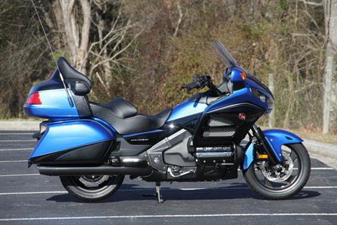2017 Honda Gold Wing Audio Comfort in Hendersonville, North Carolina - Photo 11