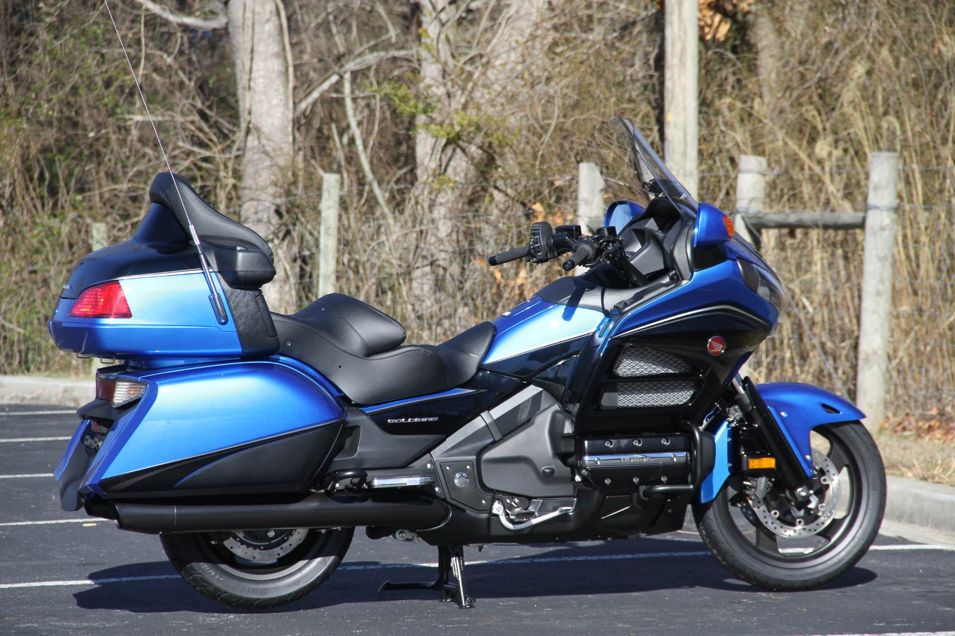 2017 Honda Gold Wing Audio Comfort in Hendersonville, North Carolina - Photo 12