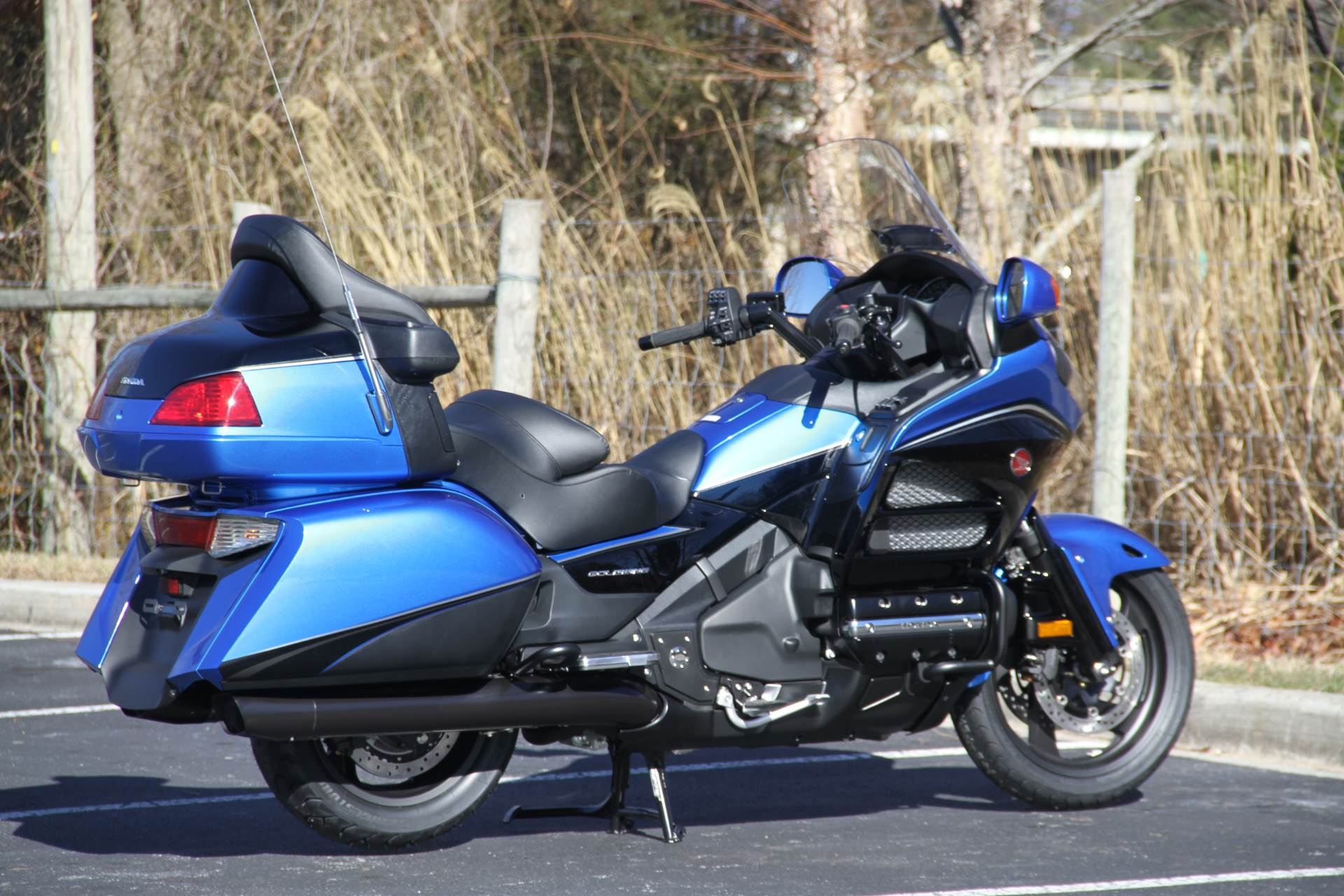 2017 Honda Gold Wing Audio Comfort in Hendersonville, North Carolina - Photo 14