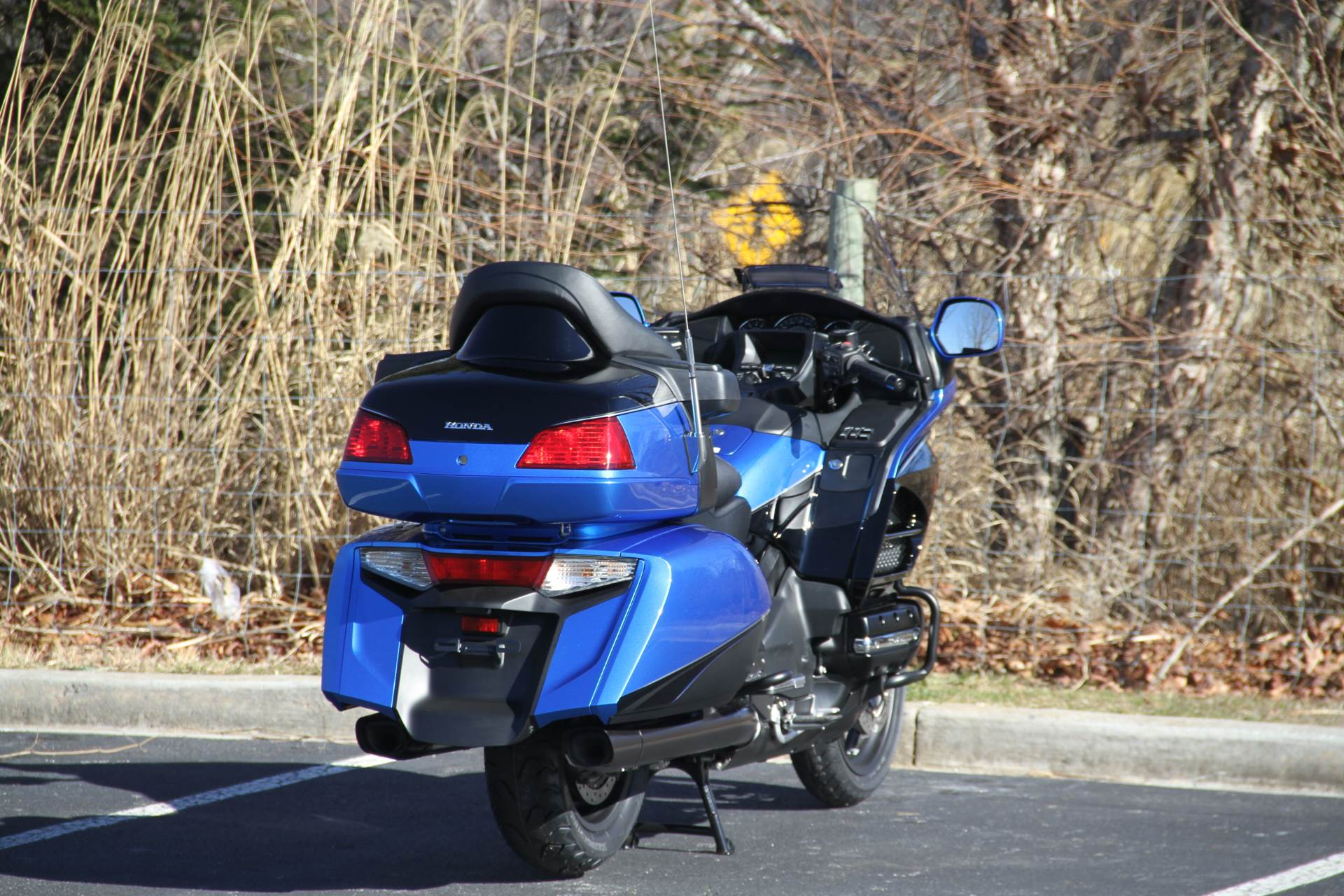 2017 Honda Gold Wing Audio Comfort in Hendersonville, North Carolina - Photo 17