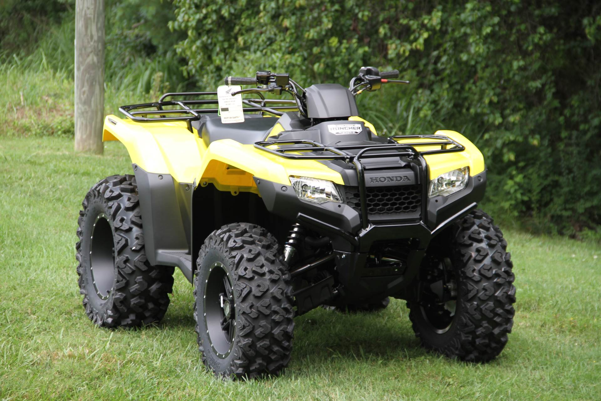 2018 Honda TRX420FA6 in Hendersonville, North Carolina