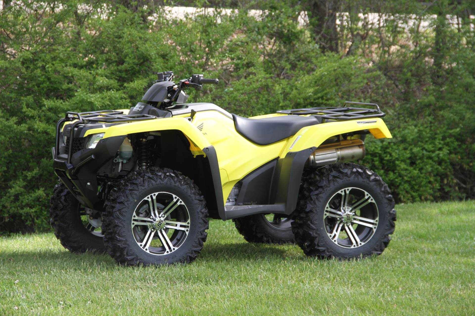 2018 Honda FourTrax Rancher 4x4 DCT IRS EPS in Hendersonville, North Carolina