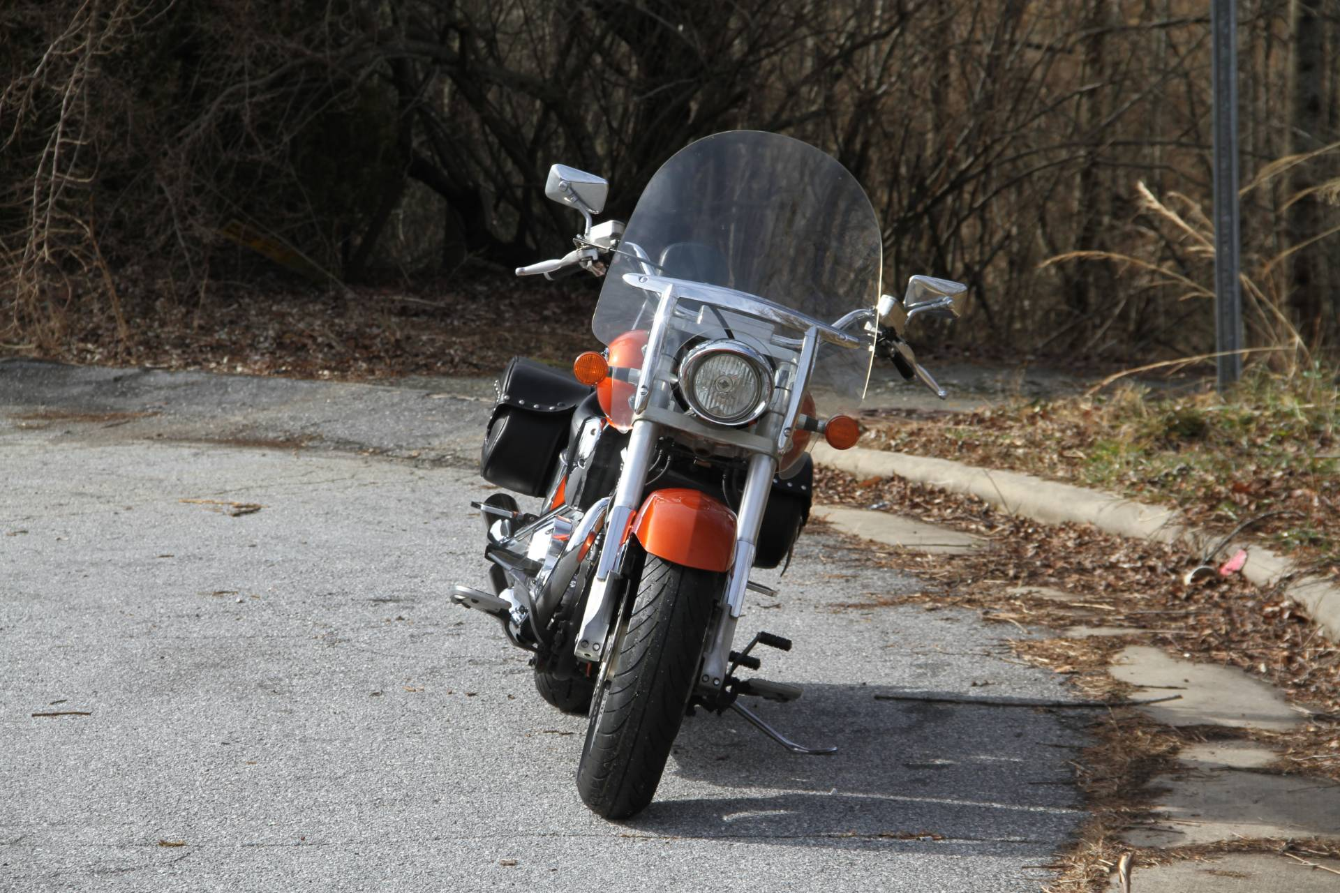 2002 Honda VTX1800R in Hendersonville, North Carolina - Photo 3
