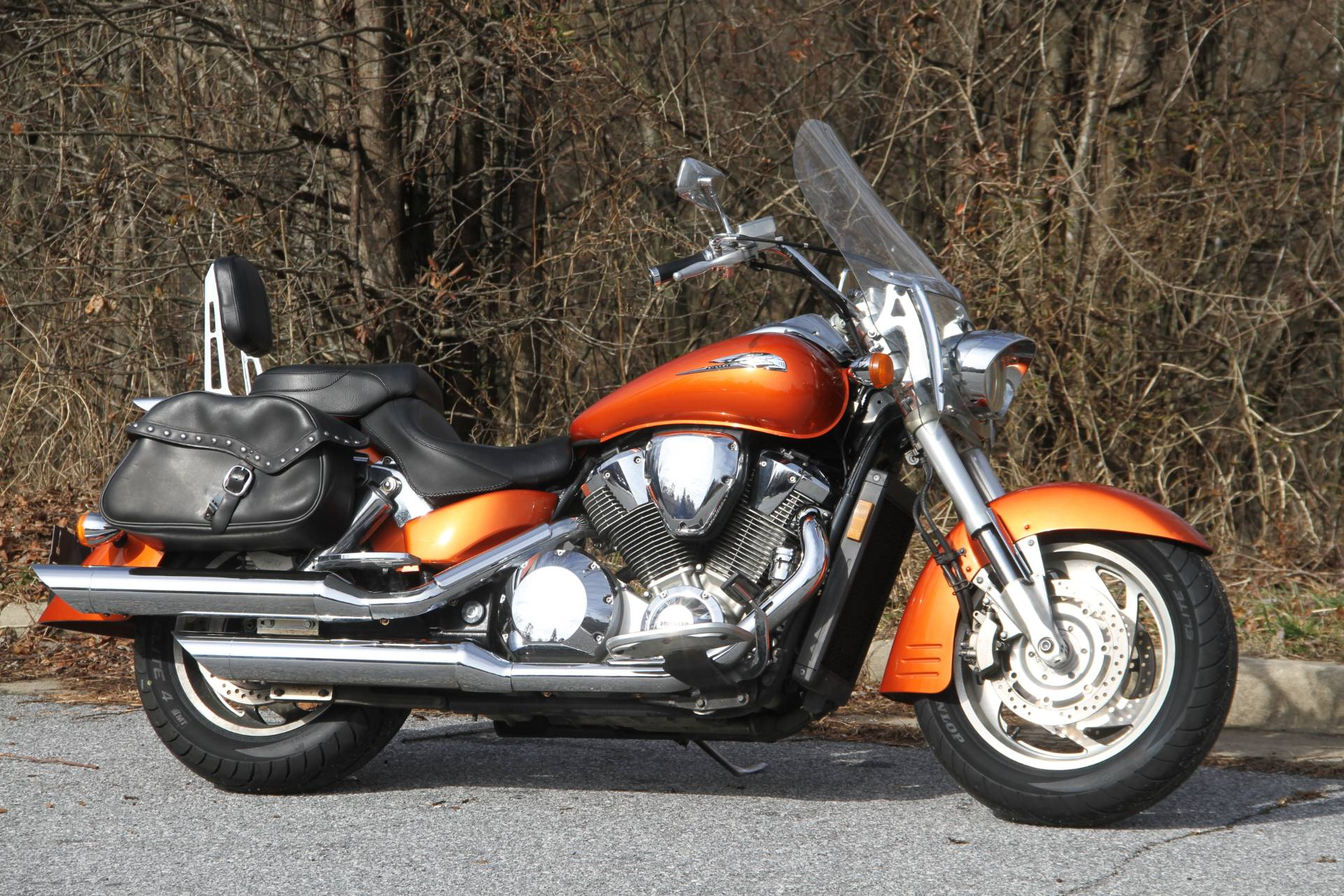 2002 Honda VTX1800R in Hendersonville, North Carolina - Photo 6