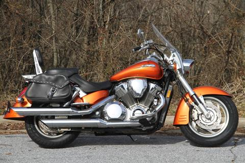 2002 Honda VTX1800R in Hendersonville, North Carolina - Photo 7