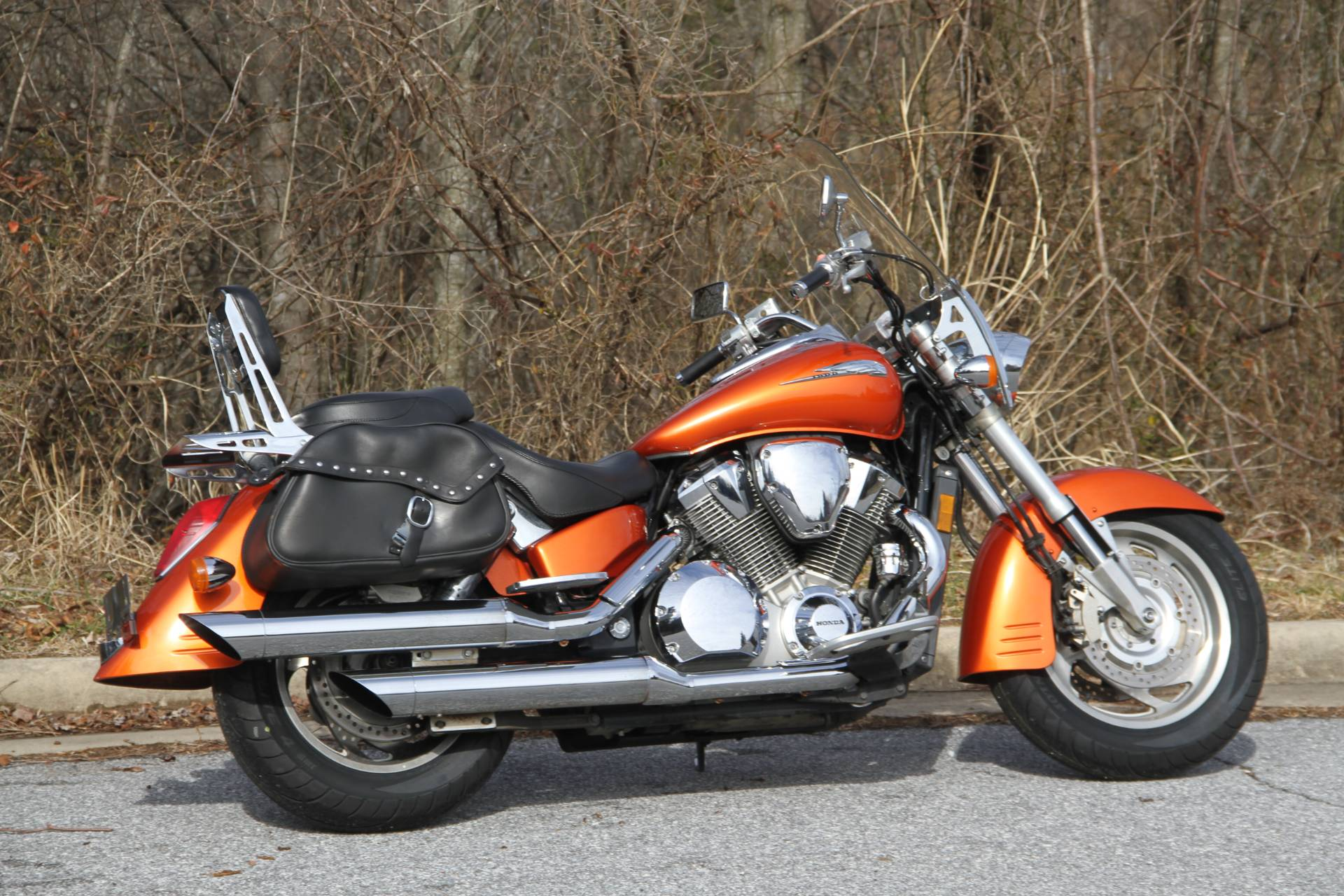 2002 Honda VTX1800R in Hendersonville, North Carolina - Photo 8