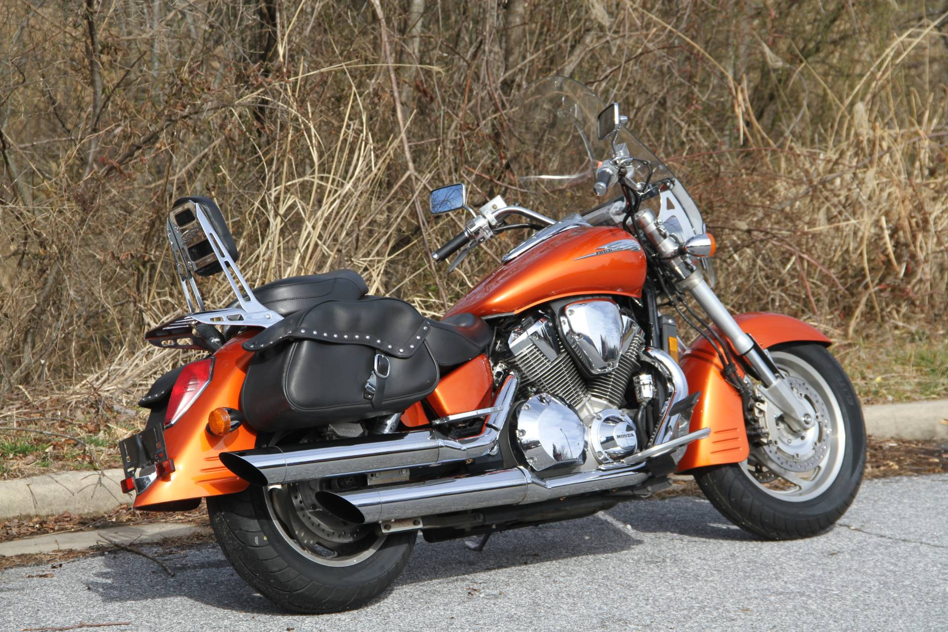 2002 Honda VTX1800R in Hendersonville, North Carolina - Photo 9