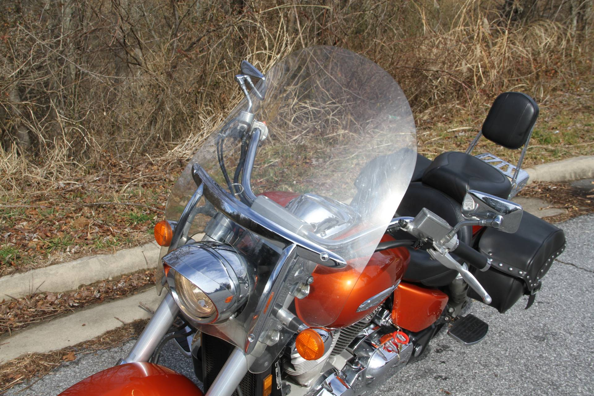 2002 Honda VTX1800R in Hendersonville, North Carolina - Photo 23