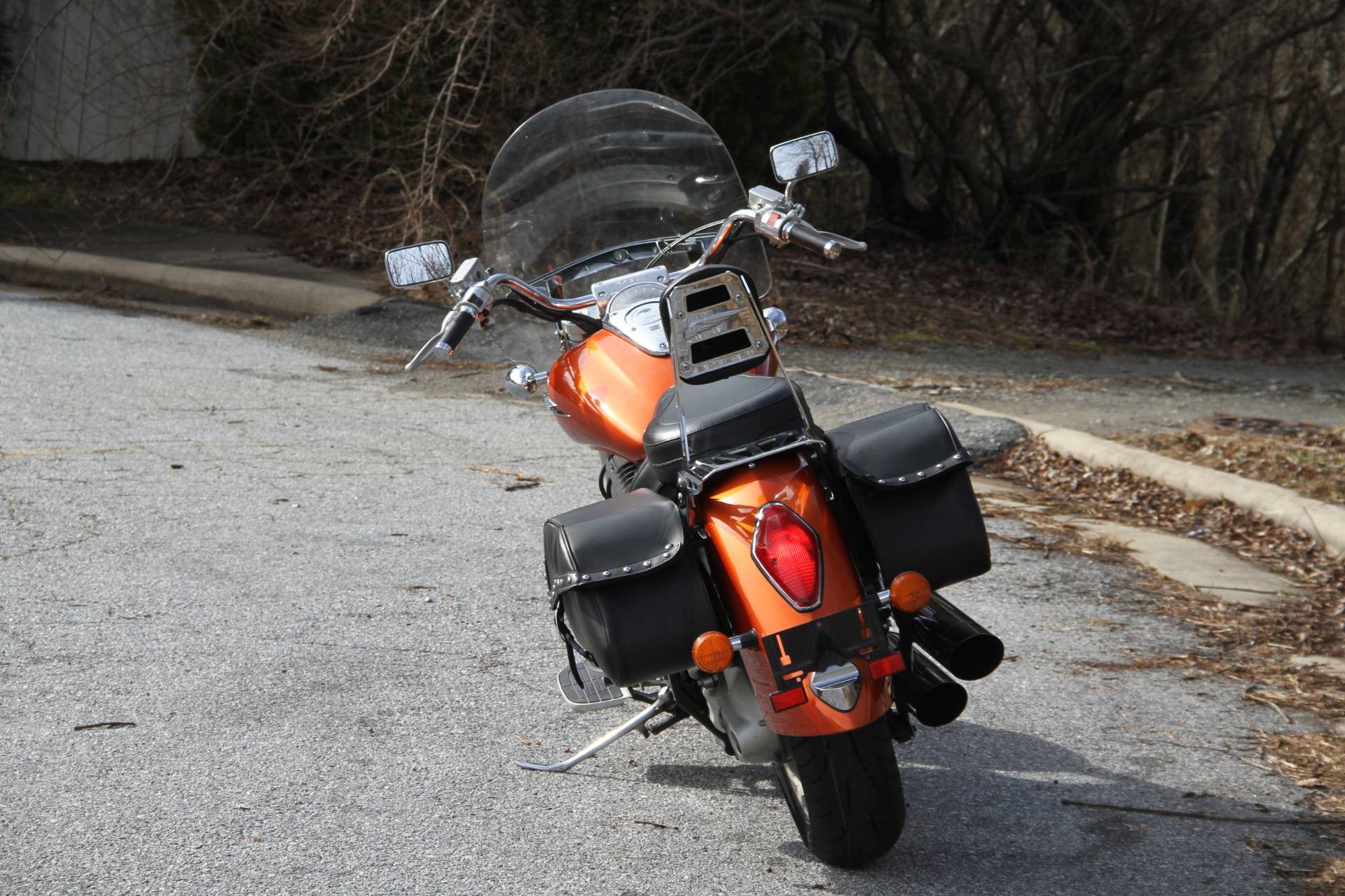 2002 Honda VTX1800R in Hendersonville, North Carolina - Photo 24