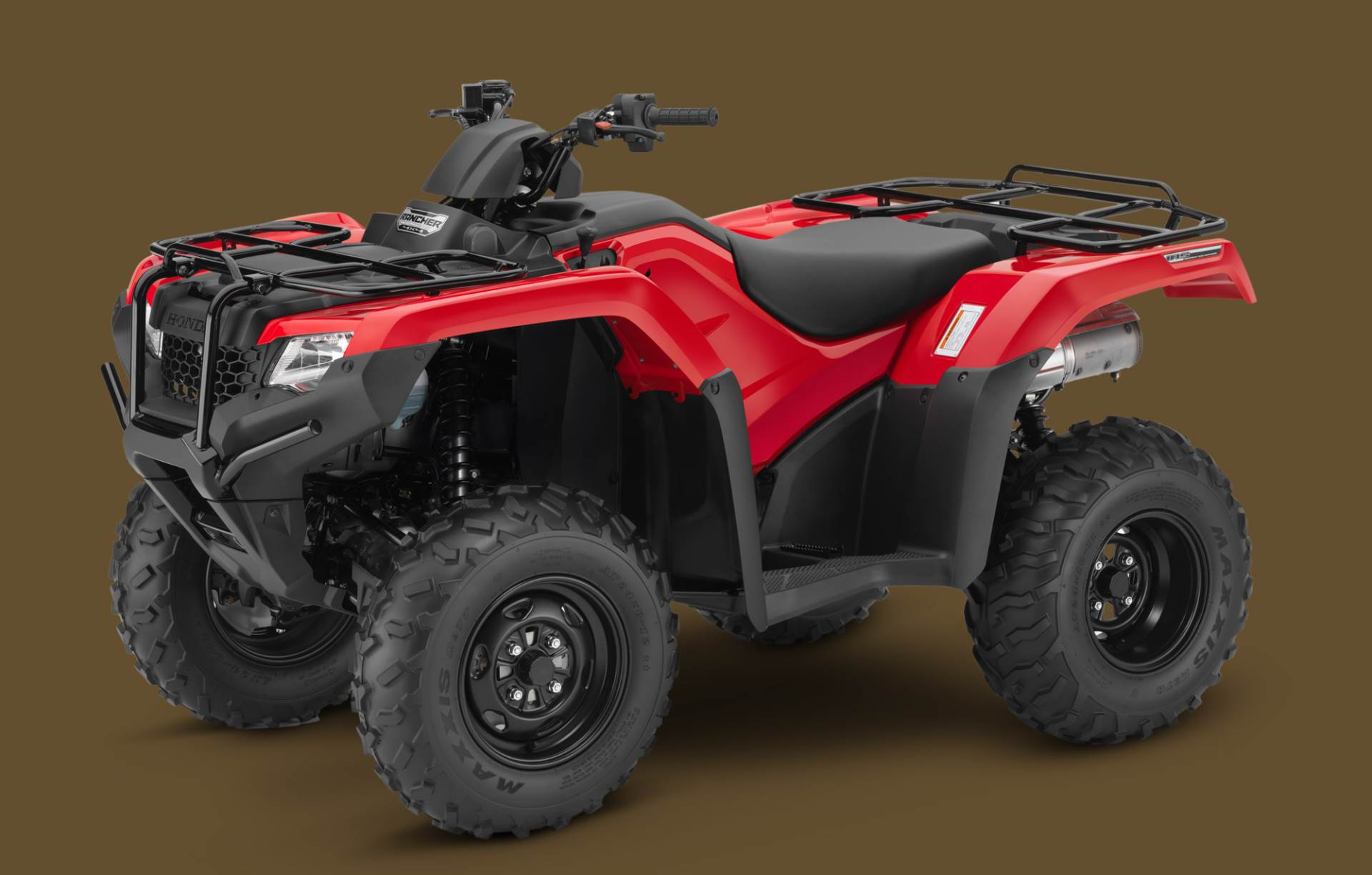 2018 Honda FourTrax Rancher 4x4 DCT IRS in Hendersonville, North Carolina - Photo 2