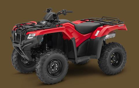 2018 Honda FourTrax Rancher 4x4 DCT IRS in Hendersonville, North Carolina